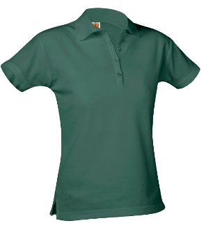 GIRLS FITTED STYLE POLO