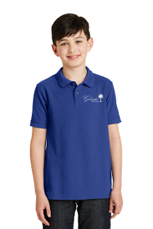 Genesis- Cotton Blend Uniform Polo